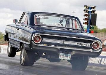 Image result for 1964 galaxie 500 dragster