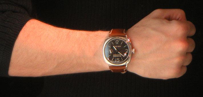 Panerai Watches Wrist Traffic Club
